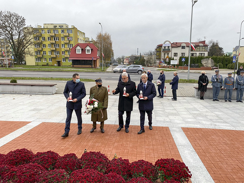 Upamiętnienie Narodowego Święta Niepodległości – 11 Listopada w Zamościu