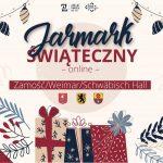 Zapraszenie na Jarmark świąteczny