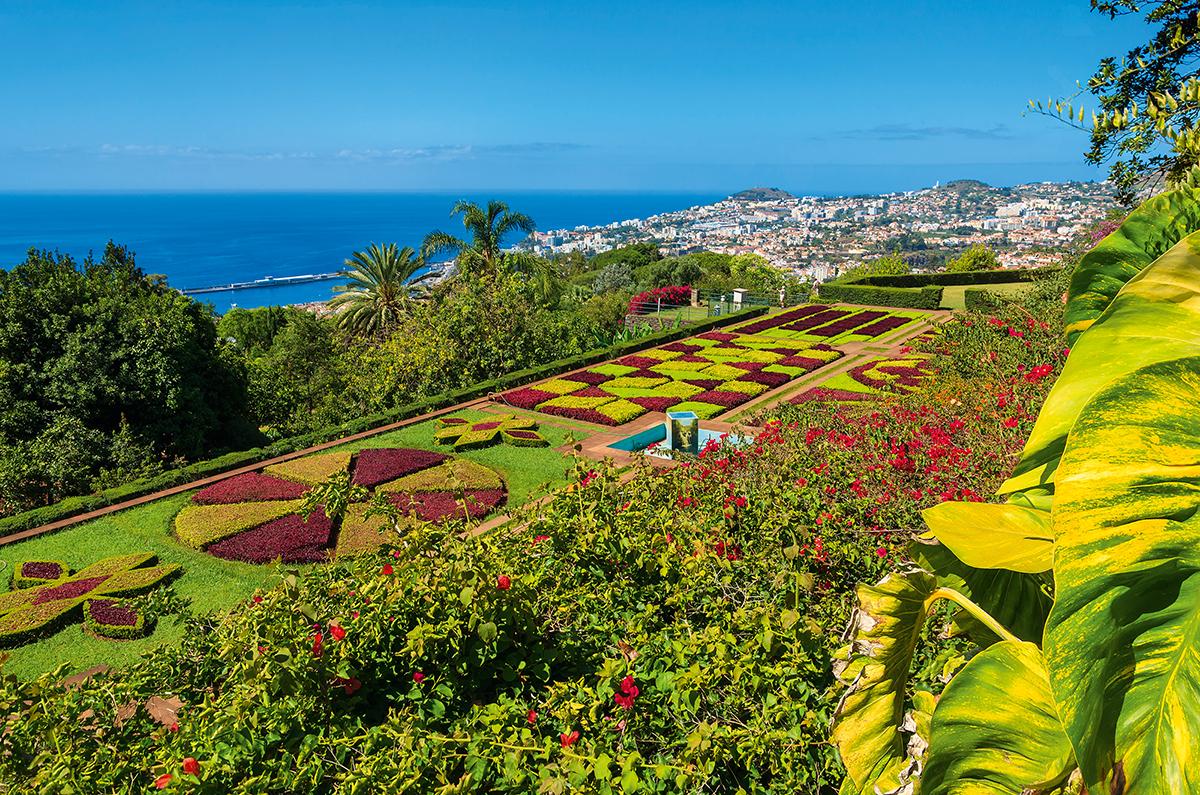 Największe atrakcje stolicy Madery, Funchal