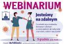 Webinarium – Problemy edukacji na odległość oraz jakie zmiany zaszły w środowisku domowym i szkolnym