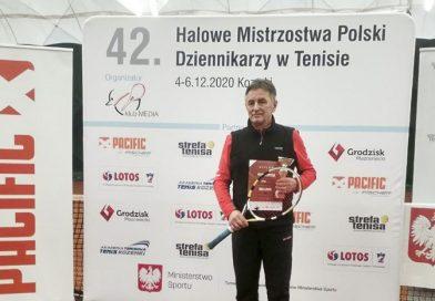 Tenisowe Halowe Mistrzostwa Polski Dziennikarzy