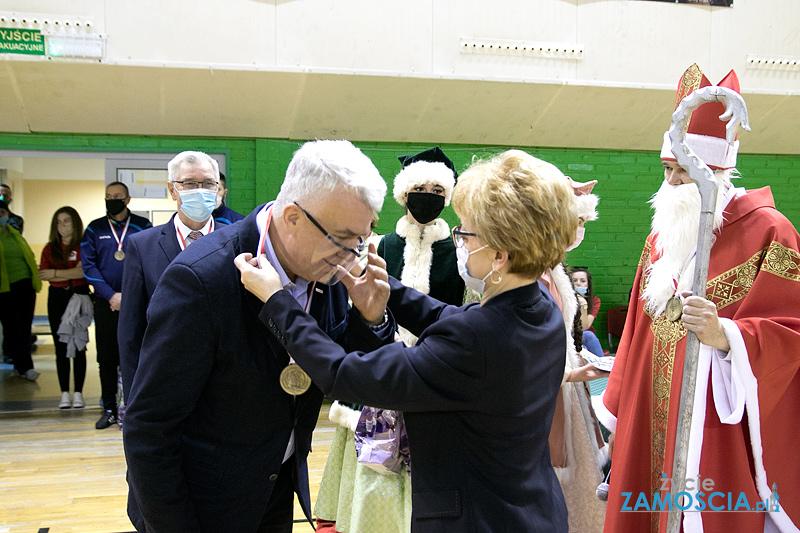 X Jubileuszowy Turniej Mikołajkowy – mecze i rozdanie medali
