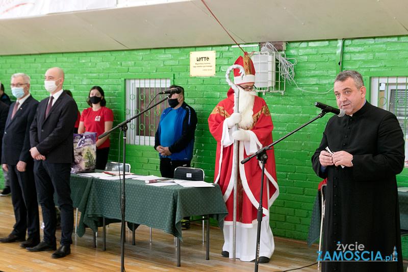 X Jubieluszowy Turniej Mikołajkowy – otwarcie