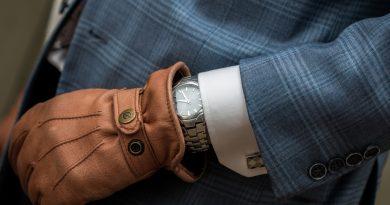 Spinki do koszuli – pomysł na prezent
