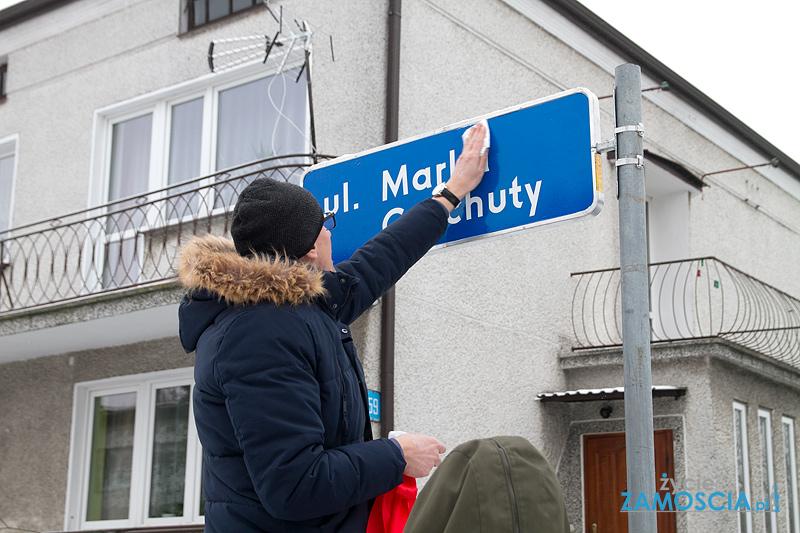 Marek Grechuta teraz już oficjalnie z nazwą ulicy