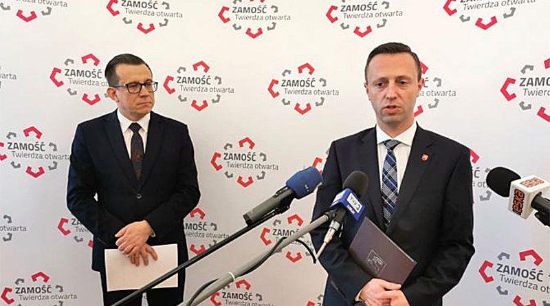 89 mln zł dofinansowania ze środków RPO dla Zamościa
