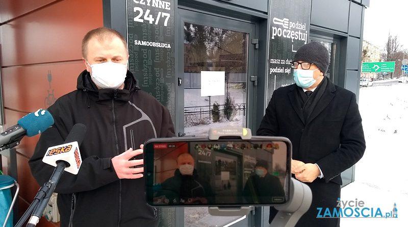Nowa Jadłodzielnia w Zamościu – Podziel/poczęstuj!