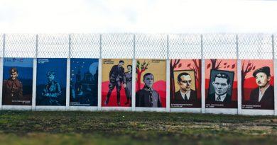3 murale o Żołnierzach Wyklętych na Lubelszczyźnie
