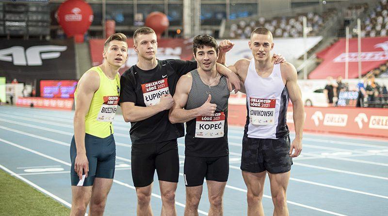 Dominik Kopeć z nowym rekordem