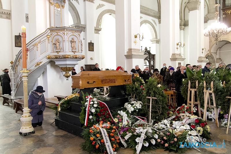 Maria Gmyz- ostatnie pożegnanie