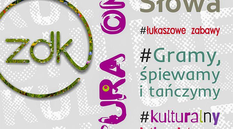 Kulturalne propozycje online ZDK