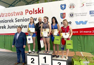 1 miejsce podczas Mistrzostw Polski w Sumo