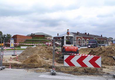 Rewitalizacja Starego Miasta w Zamościu – podpisanie umów między Miastem Zamość a wykonawcami