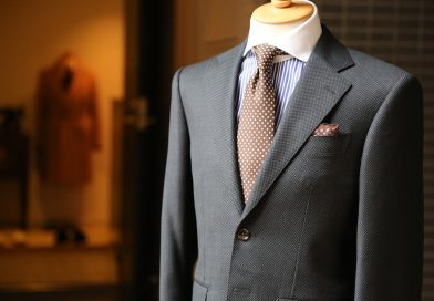Jakie garnitury są teraz modne?