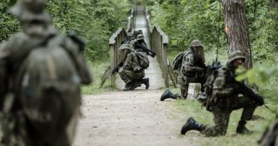 Terytorialsi wracają do intensywnych ćwiczeń w SRO