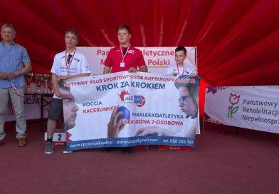 AKSON Zamość z medalami
