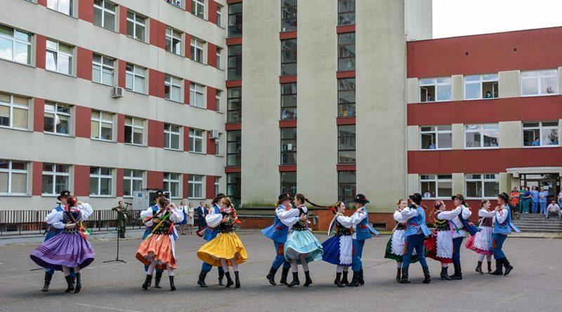 """Koncert Zespołu Pieśni i Tańca """"Zamojszczyzna"""" – Medykom"""
