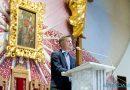 """MOCNI NADZIEJĄ – ,,Bój o duszę świata w wizji Jana Pawła II"""" wykład Grzegorza Górnego"""