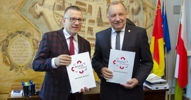 Porozumienie w sprawie Zintegrowanych Inwestycji Terytorialnych