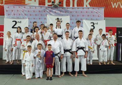 Karatecy Zamojskiego Klubu Karate Tradycyjnego w Zamościu na podium Mistrzostw Polski