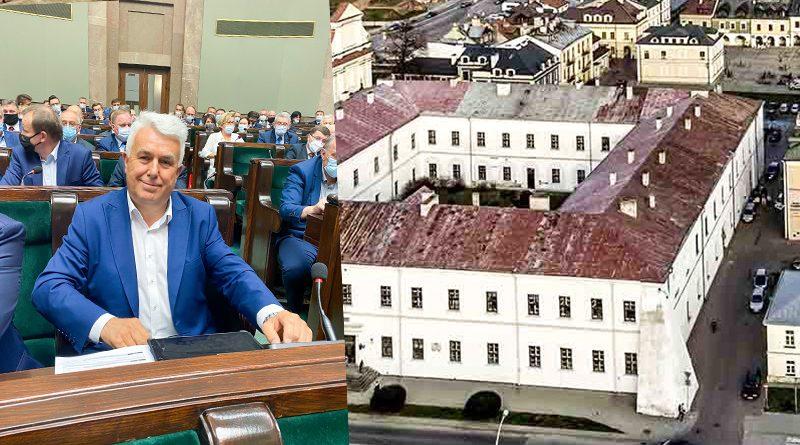 Projekt uchwały o utworzeniu Akademii Zamojskiej pozytywnie przyjęty w Sejmie