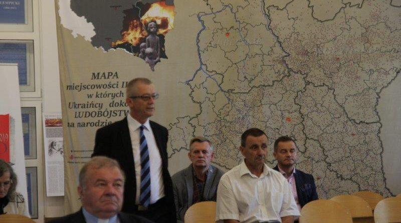O stosunkach polsko-ukraińskich w WSHE