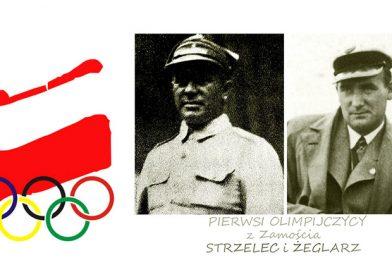 Pierwsi Olimpijczycy Letnich Igrzysk z Zamościa