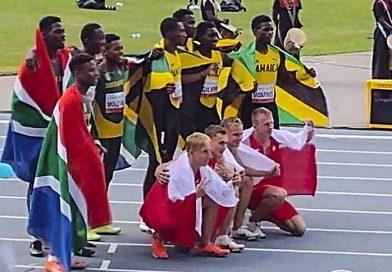 Rekord Europy i Rekord Polski w Nairobi!!!