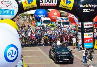 78. Tour de Pologne z Zamościa