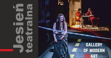 Jesień teatralna zaprasza na spektakle